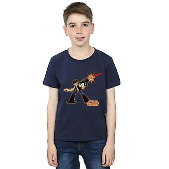 Star Wars Boys Han Solo Character T-Shirt