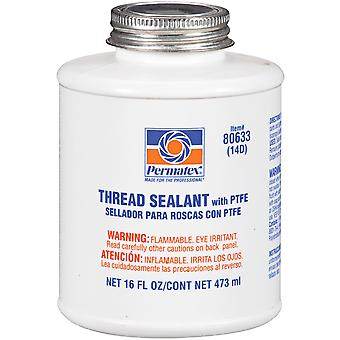 Permatex 80633 16 OZ Thread Sealant with PTFE