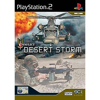 Burza pustynna (PS2) - Nowa fabryka zamknięta