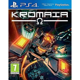 Kromaia Omega (PS4)-nytt