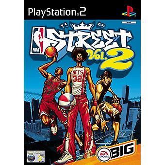 NBA Street 2 (PS2) - Nieuwe fabriek verzegeld