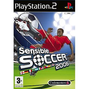 Fornuftig fodbold 2006 (PS2)-fabriks forseglet