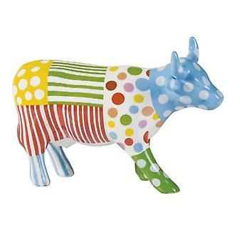 Lehmän Parade Mucca Agatha (keskipitkällä keraaminen)