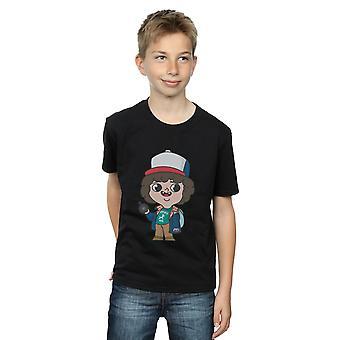 Pepe Rodriguez chłopców Dustin Henderson T-Shirt