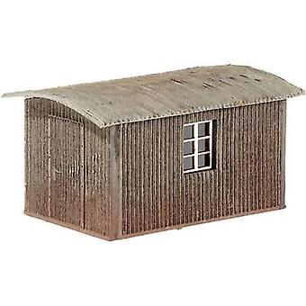 MBZ 16426 Z Corrugated iron hut