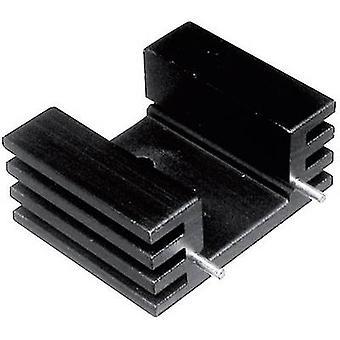 ASSMANN WSW V5229W Disipador térmico de aleta 12,5 K/W (L x Ancho x Alto) 25 x 32 x 20 mm A 220