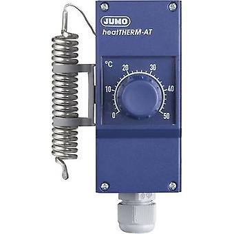 Jumo TR-60/60003192 temperatuur regelaar 0 tot 50 ° C (L x W x H) 70 x 80 x 120 mm