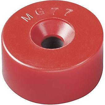 Elobau 300770 Permanente magneetring BaO 0.365 T Temperatuurlimiet (max.): 250 °C
