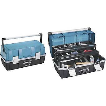 Hazet 190L-3 Caja de herramientas (vacío) Plástico Negro, Azul, Plata