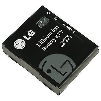 OEM  LG Decoy VX8610 Extended Battery LGIP-970B & Battery Back Door Cover