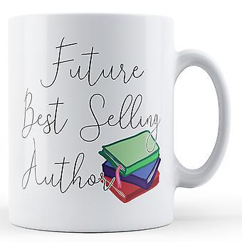 Przyszłość najlepiej sprzedających się autor - kubek z nadrukiem