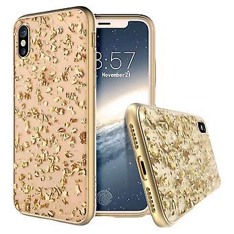 Prodigee Treasure iPhone X Case - Gold