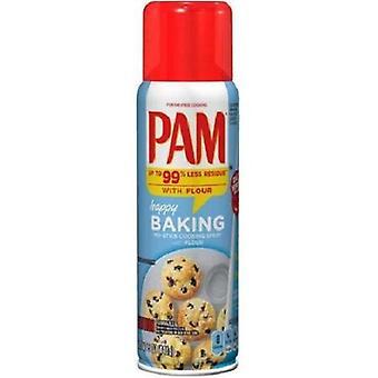 Pam onnellinen paistaminen ilman keppiä ruoanlaitto Spray 2 pullon paketin
