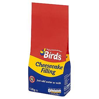 Cheesecake di uccelli Mix di riempimento