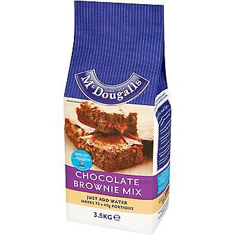 McDougalls Chocolate Brownie Mix