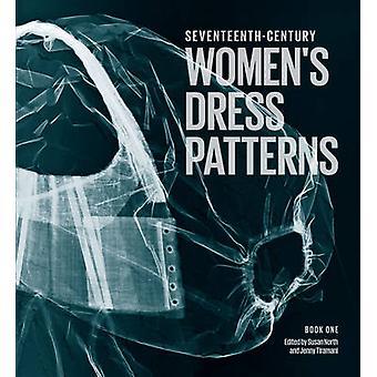 Seitsemästoista-luvun naisten mekko malleja - kirja 1 Susan North - Je