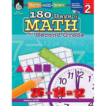 180 Days of Math for Second Grade - 9781425808051 Book