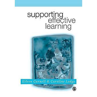 Effectief leren door Eileen Carnell - Caroline M. Lodge - ondersteuning