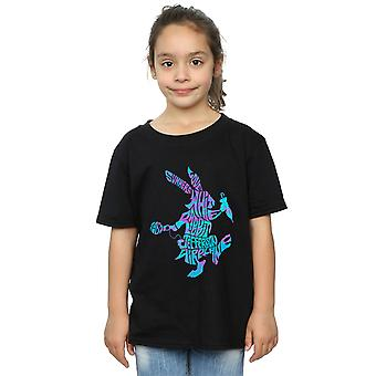 Jefferson Airplane Girls White Rabbit T-Shirt