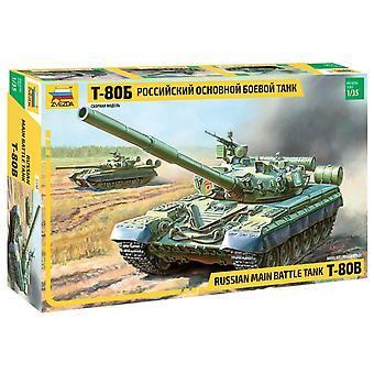 Zvezda 3590 T-80B Russische MBT,