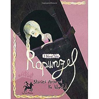 Storie di Rapunzel nel mondo: 3 amato Tales (racconti Fairy multiculturale)