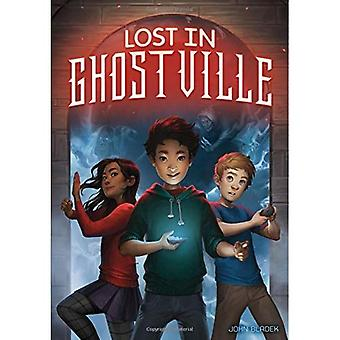 Vilse i Ghostville (Middle-Grade romaner)