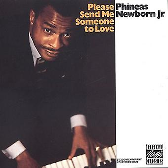 Phineas Newborn Jr. - Please Send Me Someone to Love [CD] USA import