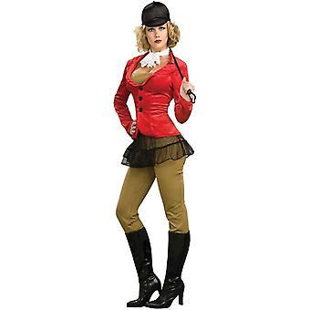 Horsewoman Adult Costume
