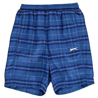 Slazenger bambini ragazzi Junior grafico Shorts