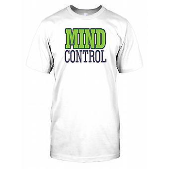 Mind Control - spisek męskie T Shirt