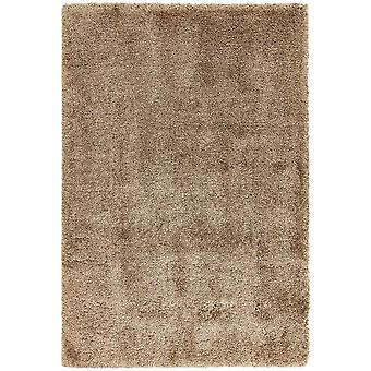 Esmae Shaggy tapijten In Taupe