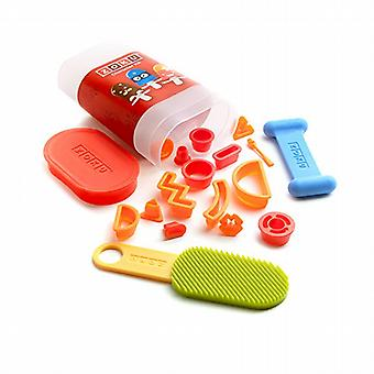 ZOKU Quick Pop Character Kit - stencils en gezichten kit voor ice pop 's