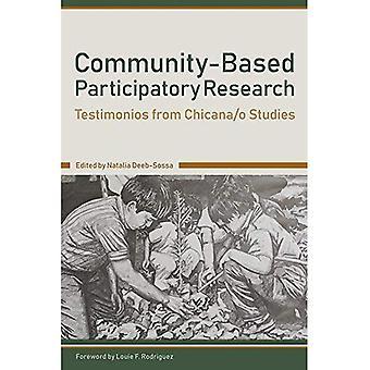Gemeenschapsgerichte participatief onderzoek: Testimonios van Chicana/o Studies