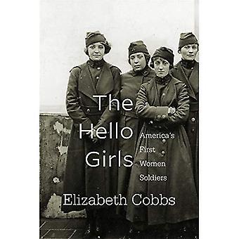 Hola chicas: Primeros mujeres soldados de los Estados Unidos