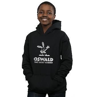 Disney Boys Oswald Logo Hoodie