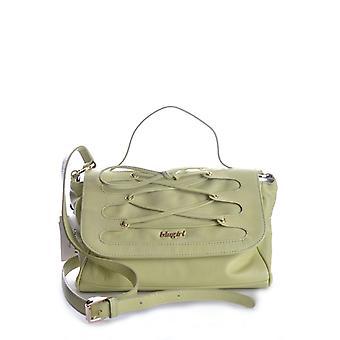 Blugirl Folies Ezbc208014 Women-apos;s Green Leather Shoulder Bag Blugirl Folies Ezbc208014 Women-apos;s Green Leather Shoulder Bag Blugirl Folies Ezbc208014 Women-apos;s Green Leather Shoulder Bag Blugirl