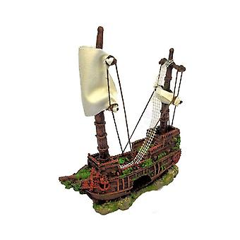 Betta Choice Medium Pirate Ship