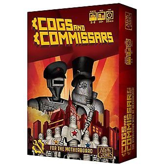 Atlas Games vareforbruk og commissars kortspill