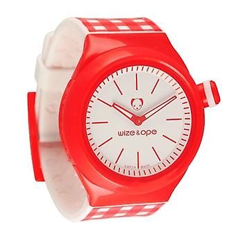 Wize i Ope Postal Red Shuttle Watch SH-OP-1