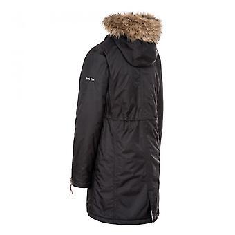 Donna/Womens Trespass eternamente Parka giacca impermeabile