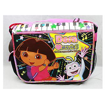 Messenger Bag - Dora the Explorer - Music New School Book Bag de21476