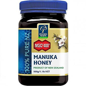 Manuka Health MGO 400+ Pure Manuka Honey 500g (MAN009)