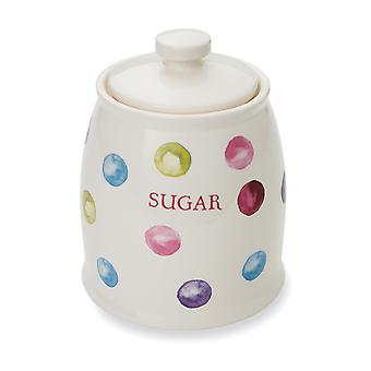 Cooksmart Spotty Dotty Sugar Canister