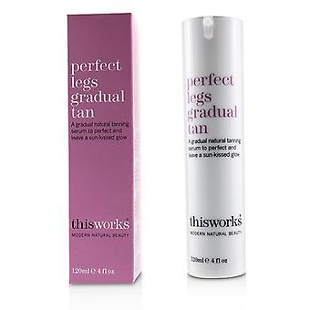 This Works Perfect Legs Gradual Tan 120ml/4oz