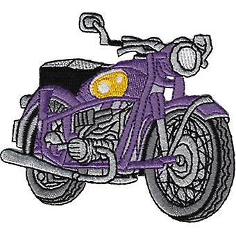 Patch - Automoblies - Pink Street Bike Iron On Gifts New Licensed p-3863