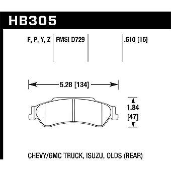 Hawk Performance HB334P.705 Super Duty
