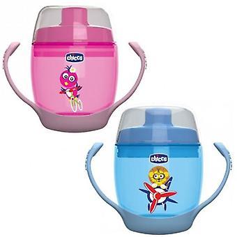 سفينة التطوري شيكو 12 شهرا + الوردي والأزرق (متنوعة) للأطفال الرضع