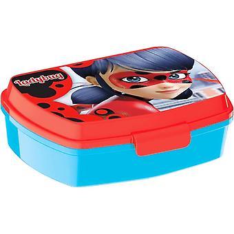 Miracolous Ladybug Lunchbox