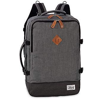 Bestway Bestway Cabin Pro-Retro Casual Backpack - 54 cm - 40 liters - Gray (dunkelgrau)