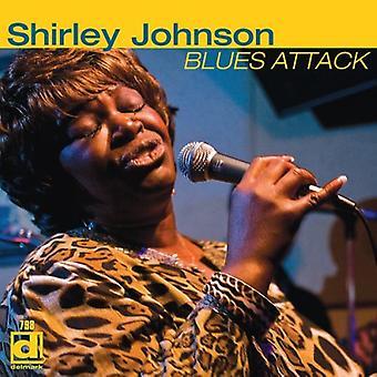 Shirley Johnson-Blues Attack [CD] EUA importação